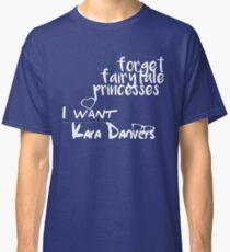 Forget fairytale princesses, I want Kara Danvers Classic T-Shirt