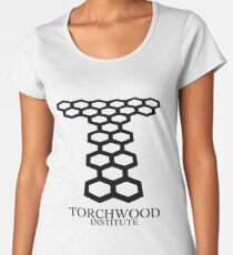 Torchwood Women's Premium T-Shirt