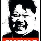 Kim Jong Un Swing by Thelittlelord