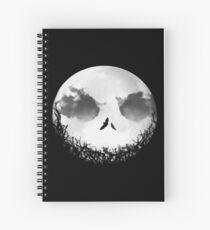 The Nightmare Before Christmas - Jack Skellington Spiral Notebook