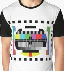 Mire - Testcard Graphic T-Shirt