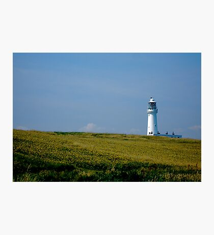 Flamborough Head Light House Photographic Print