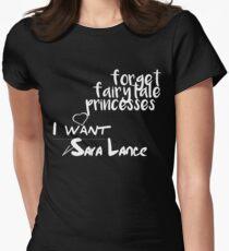 Forget fairytale princesses, I want Sara Lance T-Shirt