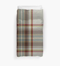 Diana, Plaid Dress Tartan  Duvet Cover