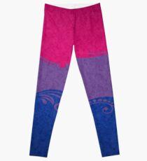 Bisexual Ornamental Flag Leggings