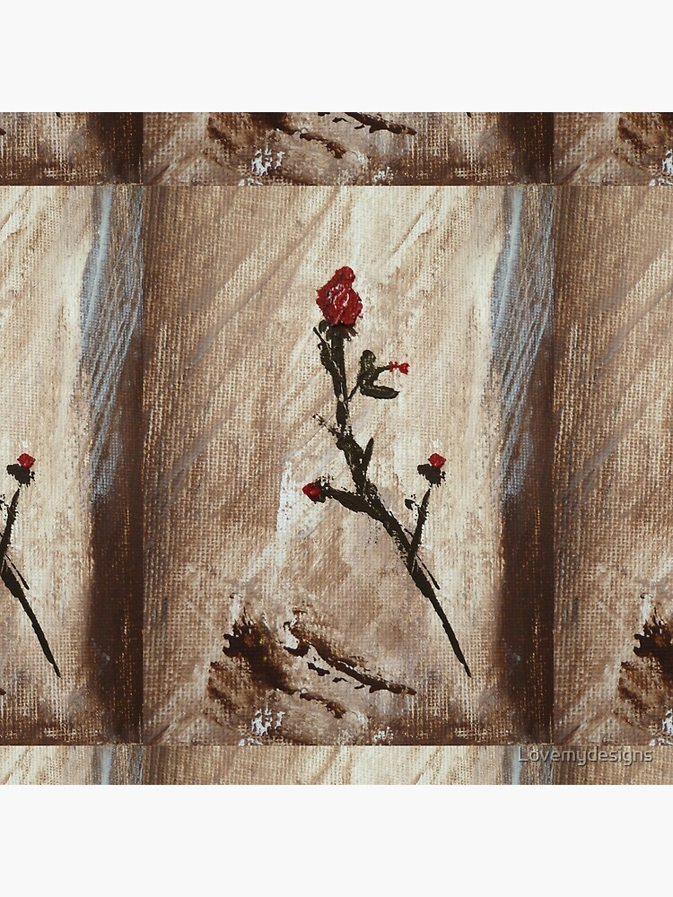 Red rose by Lovemydesigns