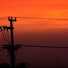 Electric sunrise........! by Roy  Massicks