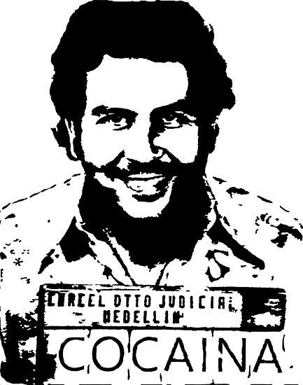 Pablo Escobar - COCAINA by RiMKO