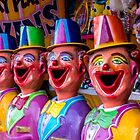 The clowns by indiafrank