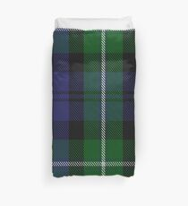 Dress Watch Tartan  Duvet Cover