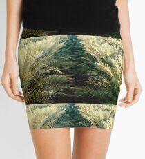 Plumes Mini Skirt