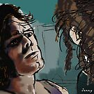 Jamie meets Claire by jennyjeffries