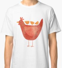 Hen and Chicks Classic T-Shirt