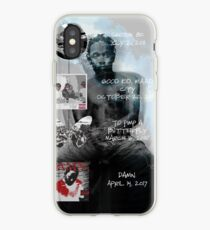 Kendrick Lamar studio album discography iPhone Case