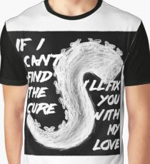 GAGA // The Cure Graphic T-Shirt