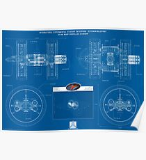 IXS Enterprise Blueprint (Third Anniversary)  Poster