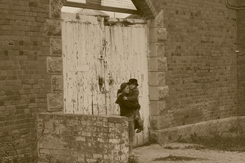 old gaol! by sherryn pitt