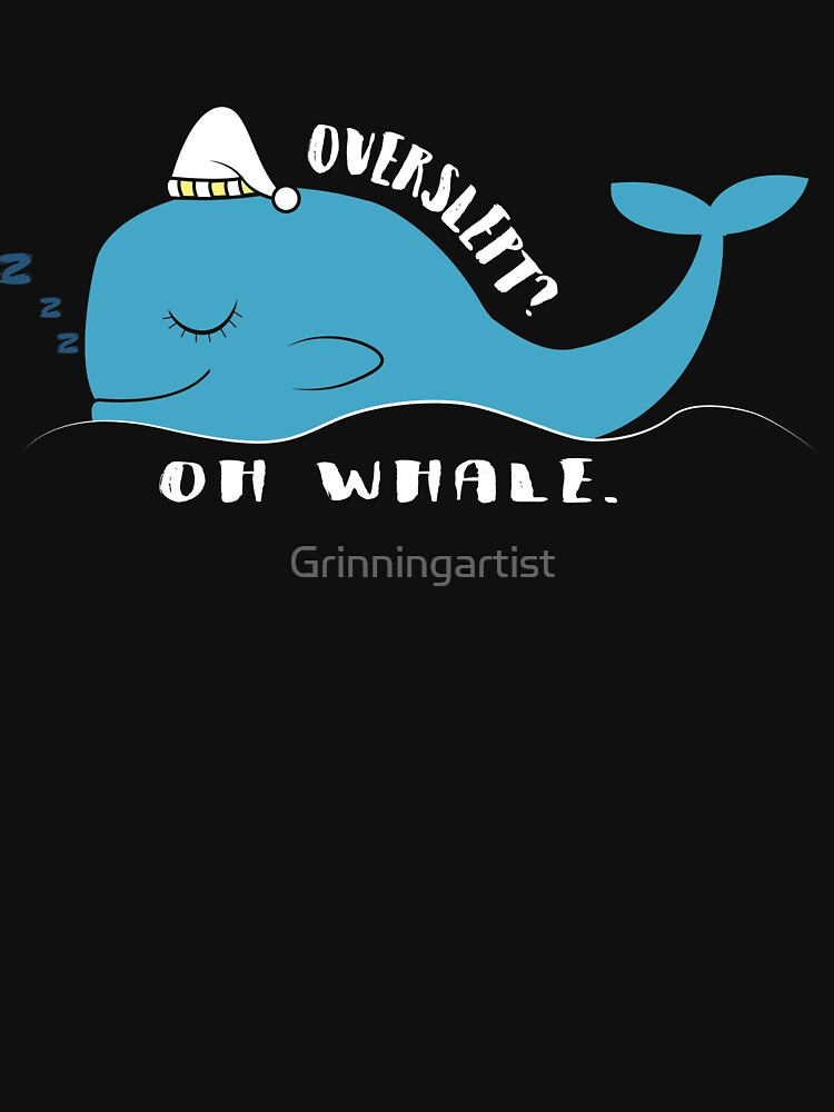 Gracie Whale  by Grinningartist