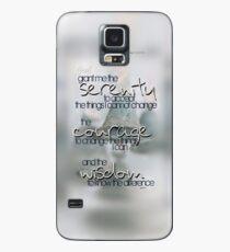 Serenity Prayer with Bells © Vicki Ferrari Case/Skin for Samsung Galaxy