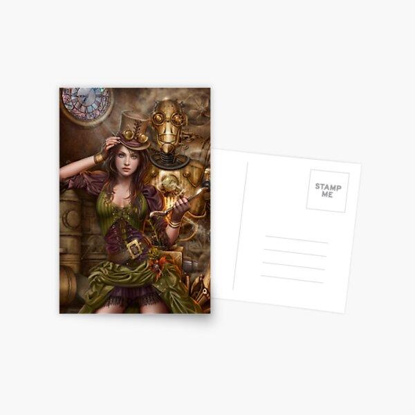 Ex Machina Postcard