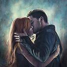 Clary & Jace by Svenja Gosen