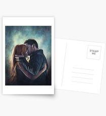 Clary & Jace Postcards