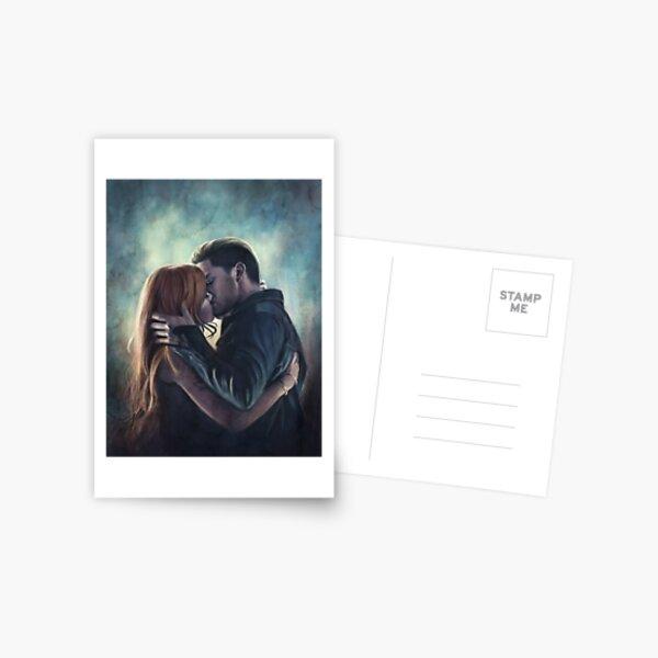 Clary & Jace Postcard