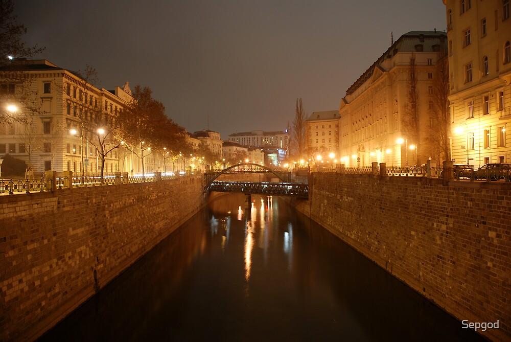 Wien bei Nacht / Vienna@Night by Sepgod