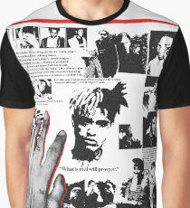 XXXTENTACION - MEMBERS ONLY, VOL,3  Graphic T-Shirt