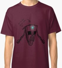 Claptrap - Not the droid you are looking for Classic T-Shirt
