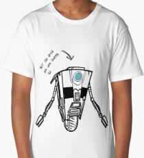 Claptrap - Not the droid you are looking for Long T-Shirt
