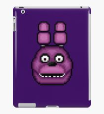 Five Nights at Freddy's 1 - Pixel art - Bonnie iPad Case/Skin