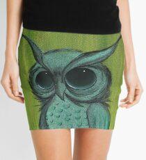 Stone Owl Mini Skirt