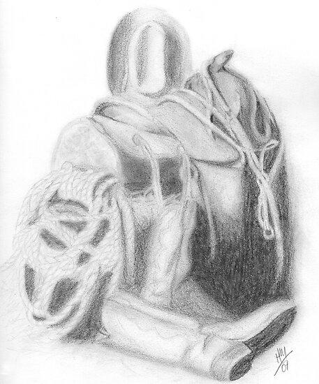 Drawing 1 by Hannah McPhee