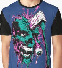 Kill zombie Graphic T-Shirt