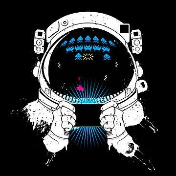 Geek astronaut by AlexDouMan