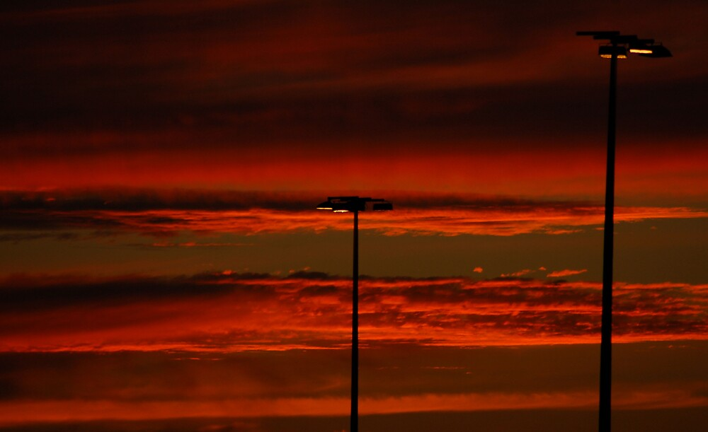 Sunset Massacre by pippa