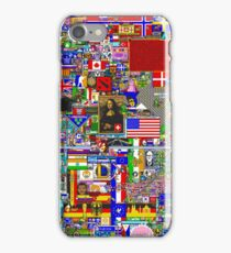 Reddit /r/Place 10K resolution Original Print – Final Version iPhone Case/Skin