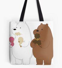 We Bare Bears XI Tote Bag