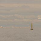 Boat by Werner Padarin