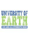 University of Earth - We Are All Students Here by jitterfly
