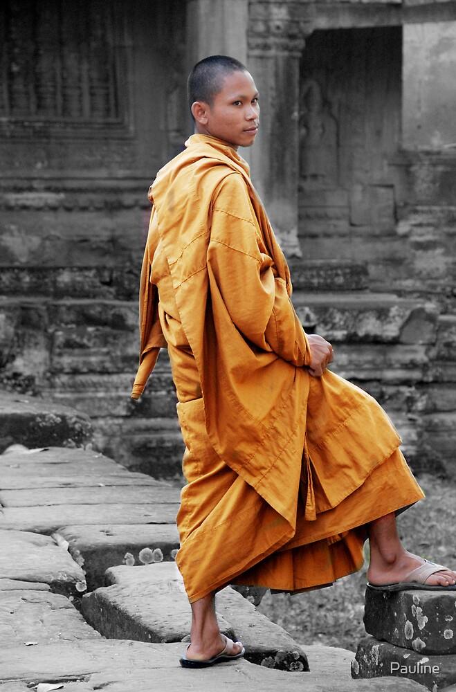 Monk by Pauline