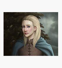 Brienne of Tarth Photographic Print