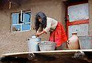 Drinking Water by Eyal Nahmias