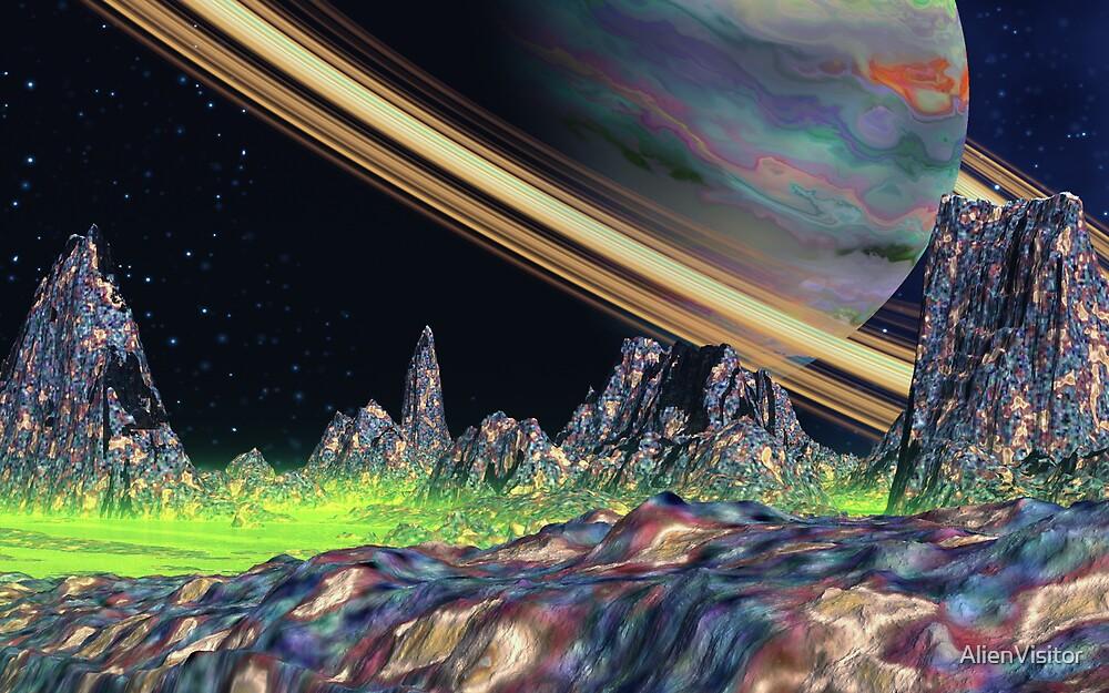 Titan II by AlienVisitor