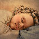 Sleepy Girl by Sarah  Mac