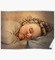 Sleepy Girl Poster