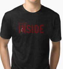 Inside  Tri-blend T-Shirt