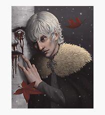 Theon Greyjoy, The Prince of Winterfell Photographic Print