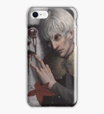 Theon Greyjoy, The Prince of Winterfell iPhone Case/Skin